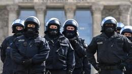 "Justizministerin Lambrecht fordert hartes Vorgehen bei ""Querdenker""-Demos"