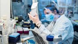 Eine Immunitätsmauer gegen mutierte Viren