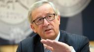 Du willst doch nicht die Europäische Kommission ärgern