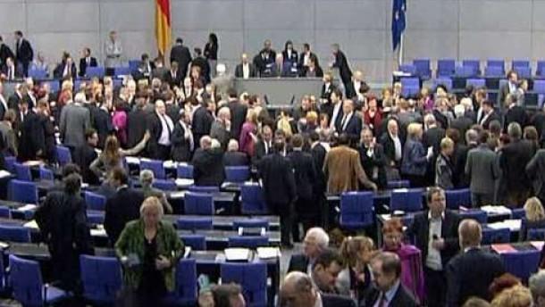 Bundestag verlängert Afghanistan-Mandat