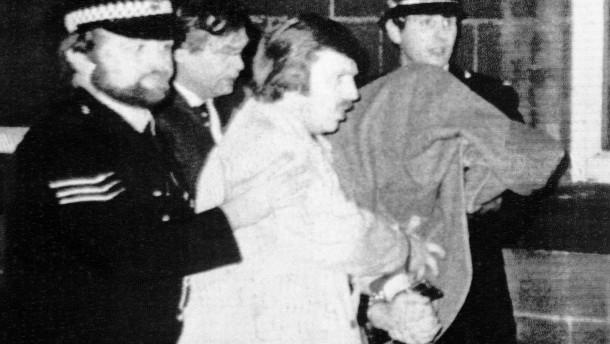 """Yorkshire Ripper"" mit Corona gestorben"