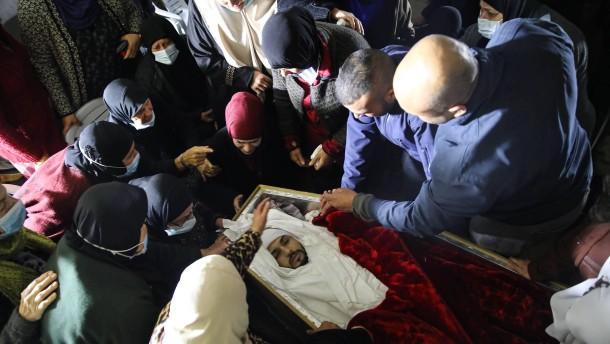 Warum musste Ahmad sterben?