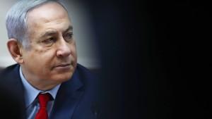 """Netanjahu droht Iran mit """"gewaltigem Gegenschlag"""""""
