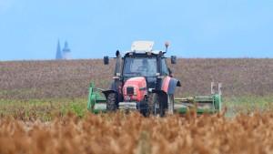Die Ernte ist auch 2020 unterdurchschnittlich