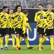 Fassungslose Gesichter: Bei der Borussia läuft einiges schief.