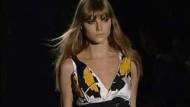 Gucci und Cavalli setzen auf Eleganz