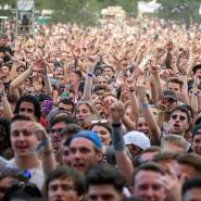 Ausgelassene Stimmung 2019: Wird das Festival auch dieses Jahr stattfinden? (Archivbild).