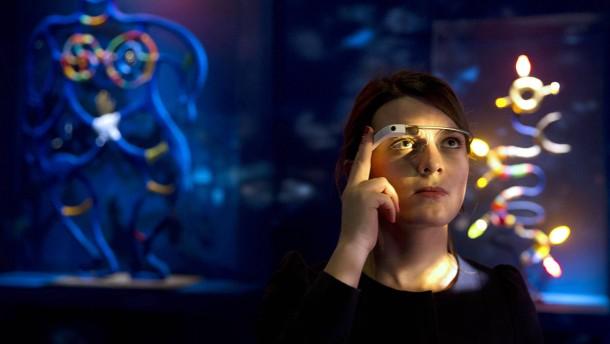 Wie geht es mit Googles Datenbrille weiter?