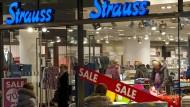 Ein Beispiel von vielen Insolvenzen: Strauss Innovation