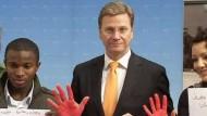 """Empörung über Westerwelle - """"Millionen Menschen verhöhnt"""""""