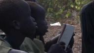 Eine Chance zum Lernen im Südsudan