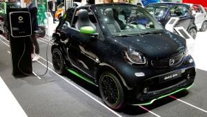 Smart soll eine führende Elektroauto-Marke werden