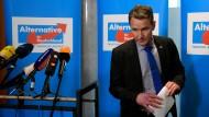 Höcke warnt vor neuer Spaltung der AfD