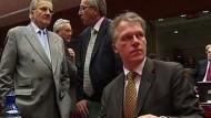 EU-Finanzminister machen Druck