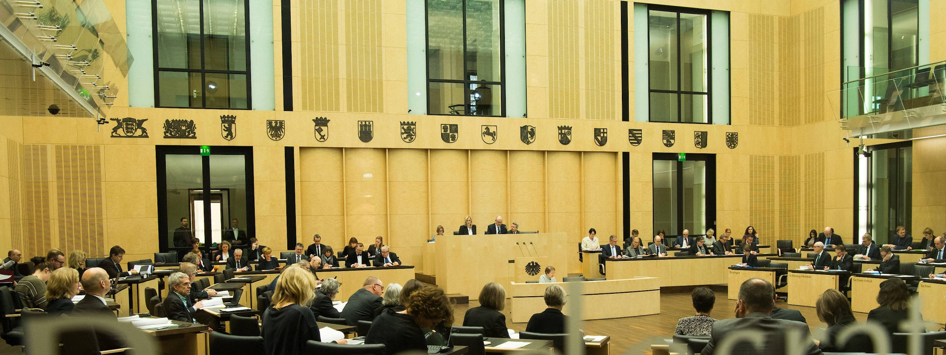 Der wirklich aufregende Alltag im Bundesrat
