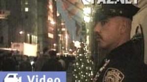 Video: Trübe Stimmung in New York