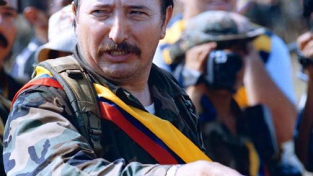 Farc-Kommandeur getötet