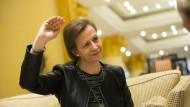 """Michala Marcussen: """"Regierungen der Mitgliedsländer müssen sich endlich um Strukturreformen bemühen."""""""
