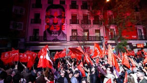 Sozialisten gewinnen Wahl – keine eigene Mehrheit in Sicht