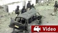 Mehrere Tote und über 20 Verletzte bei Anschlag in Karachi