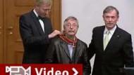 Verdienstkreuz für Wolf Biermann