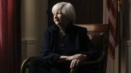 Janet Yellen, 74, war Chefökonomin des Weißen Hauses, Vorsitzende der Federal Reserve und wird jetzt Finanzministerin im Kabinett von Joe Biden.