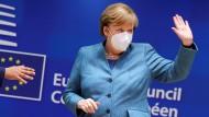 Noch ist Merkel auch in der EU die wichtigste Politikerin