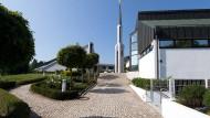 Der Mormonen Tempel im hessischen Friedrichsdorf: Was verbirgt sich im Inneren?