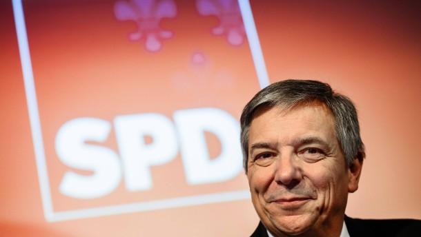 SPD schickt Gert-Uwe Mende in den OB-Wahlkampf