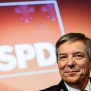 Neuer Wiesbadener Oberbürgermeister gesucht: Gert-Uwe Mende will die Wahl für die SPD gewinnen.