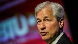 Gewinn von Goldman Sachs bricht um ein Viertel ein