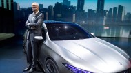 Aushängeschild für Daimler: Vorstandsvorsitzender Dieter Zetsche