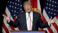 Warum The Donald sein Herz für Latinos entdeckt