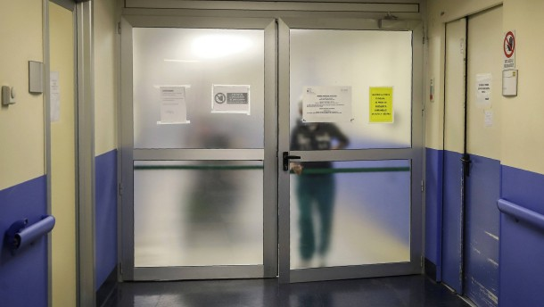 Pflegepersonal nah an der Belastungsgrenze