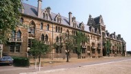 Im Christ Church College in Oxford wurde den Opfern des 20. Julis gedacht.