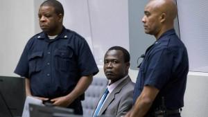 25 Jahre Haft für früheren ugandischen Kindersoldaten