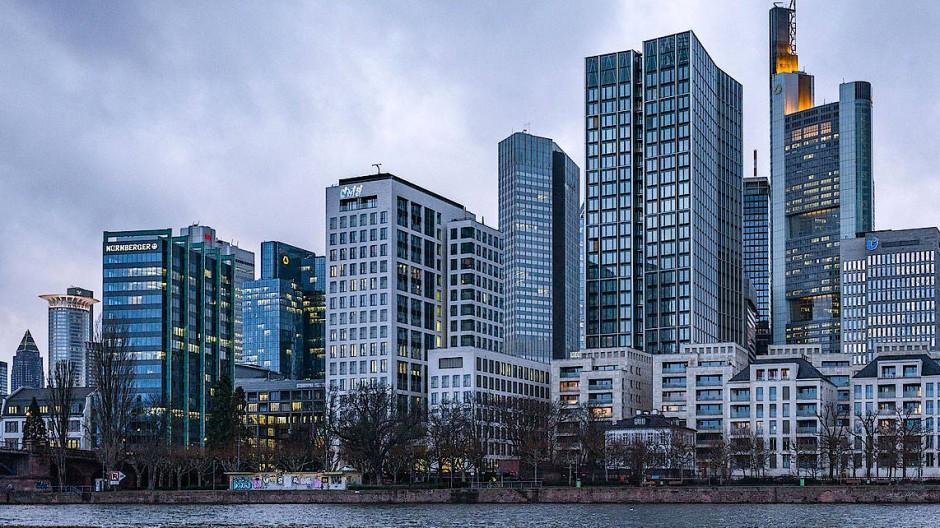 Frankfurts Großbanken haben Nachholbedarf in der IT.