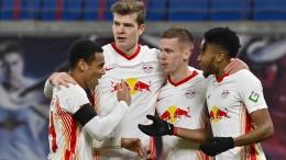 Leipziger Pflichtsieg gegen Bielefeld