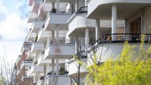 Frankfurter Wohnimmobilien mit weltweit höchstem Blasenrisiko