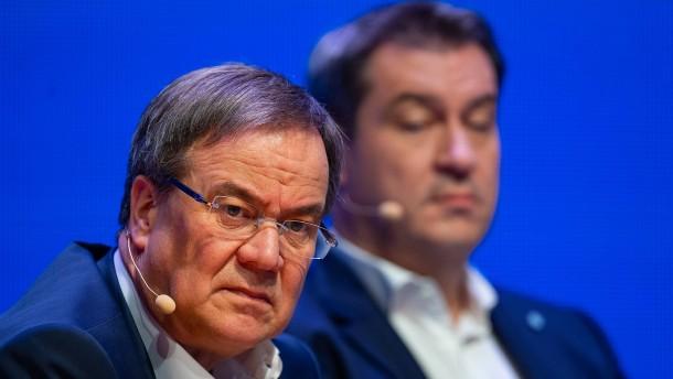 50 CDU-Abgeordnete fordern Abstimmung über K-Frage
