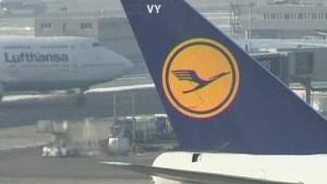 Lufthansa bietet Arbeitsplatzgarantie an