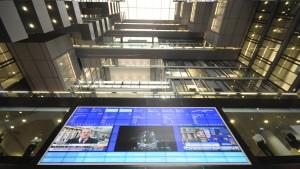 Stellenabbau bei der Deutschen Börse