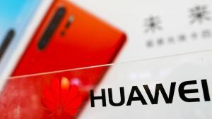 Huawei kündigt 5G-fähiges Smartphone für 600 Dollar an