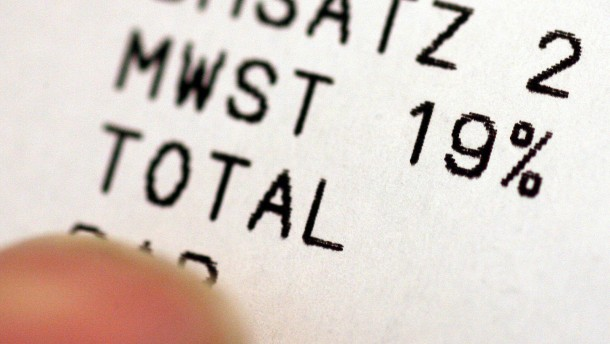 Der lange Weg der Steuersenkung zum Verbraucher