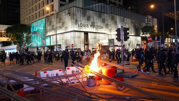 Verliert die deutsche Wirtschaft ihr Vertrauen in Hongkong?
