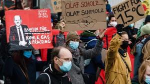 Klimaaktivisten von Sondierungspapier enttäuscht