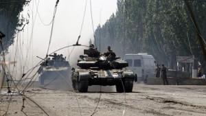 Washington wirft Moskau Militärintervention vor