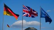 Die deutsche Bevölkerung ist über das Ergebnis des Referendums vom 23. Juni enttäuscht.