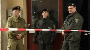 Berliner Polizei nimmt zwei Terrorverdächtige fest