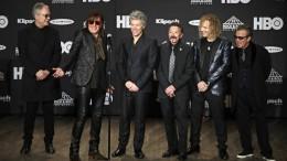 Bon Jovi wieder vereint – für einen Auftritt